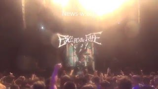 Escape the Fate - One For The Money - live Moscow, RED 18.02.2016