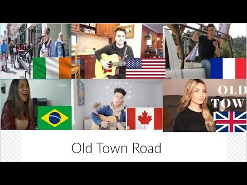 Download WHO SANG IT BETTER - OLD TOWN ROAD [US,BRAZIL,FRANCE,UK,CANADA,IRELAND]