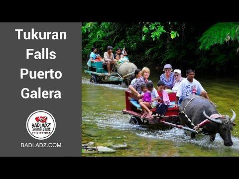 Tukuran Falls The Hidden Paradise Near Puerto Galera Philippines