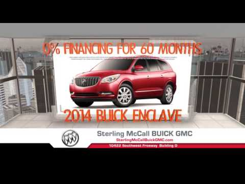 Sterling McCall Buick GMC - Dealer in Houston, Near Missouri City ...