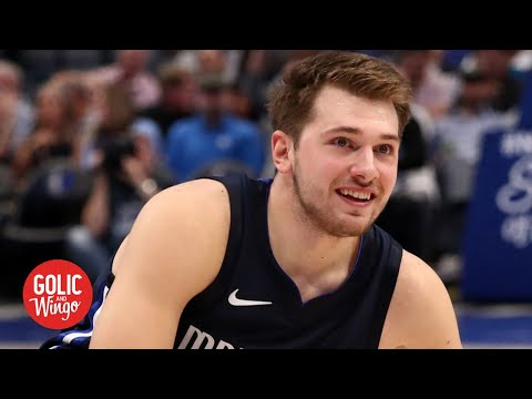 Mavericks GM says Luka Doncic comparisons are unfair | Golic and Wingo