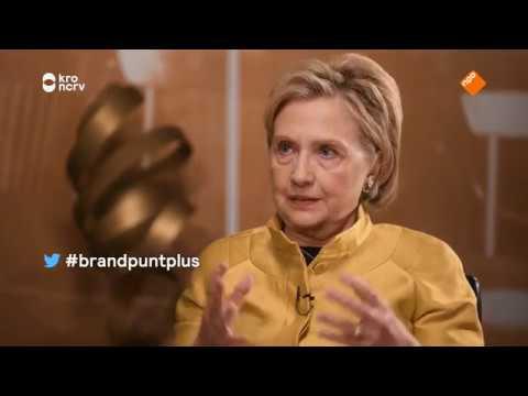 Eva Jinek interviewt Hillary Clinton | Brandpunt+
