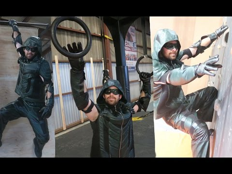 Is it Possible to do Parkour in an Arrow Costume?