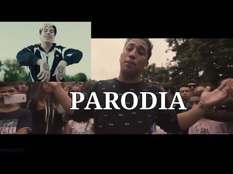 DUKI REACCIONA A YAO CABRERA - CHARANGO (Parodia Oficial)