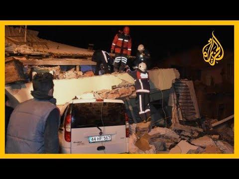 ???? زلزال #تركيا.. أصوات من تحت الأنقاض وارتفاع عدد الضحايا  - نشر قبل 4 ساعة