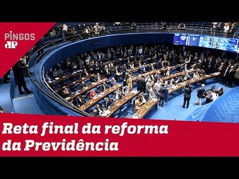 Reforma da Previdência: Senado vota texto final nesta terça-feira