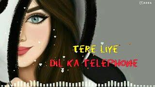 Dil Ka Telephone - Dream Girl - WhatsApp Status - Ringtone #ringtone #dreamgirl #status #love #ADDA