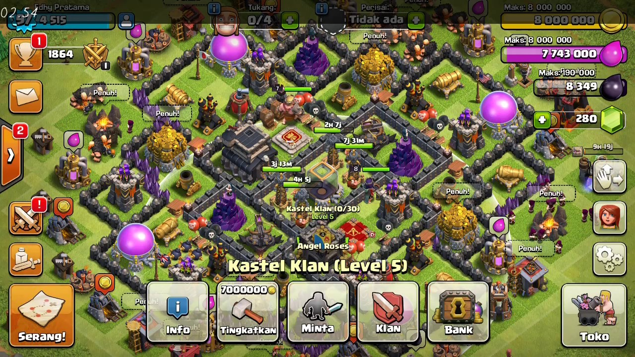 Base War Th 9 Anti Udara Dan Darat 3