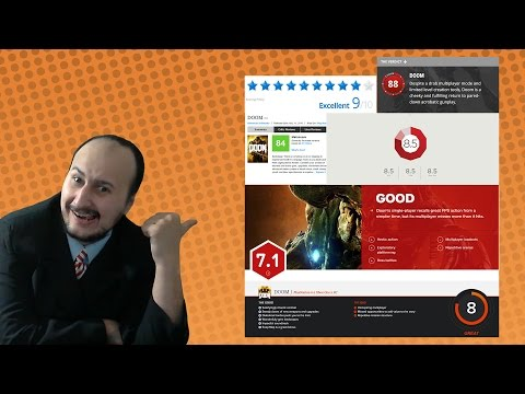 Gaming Culture : Games Review scores, what do they mean?