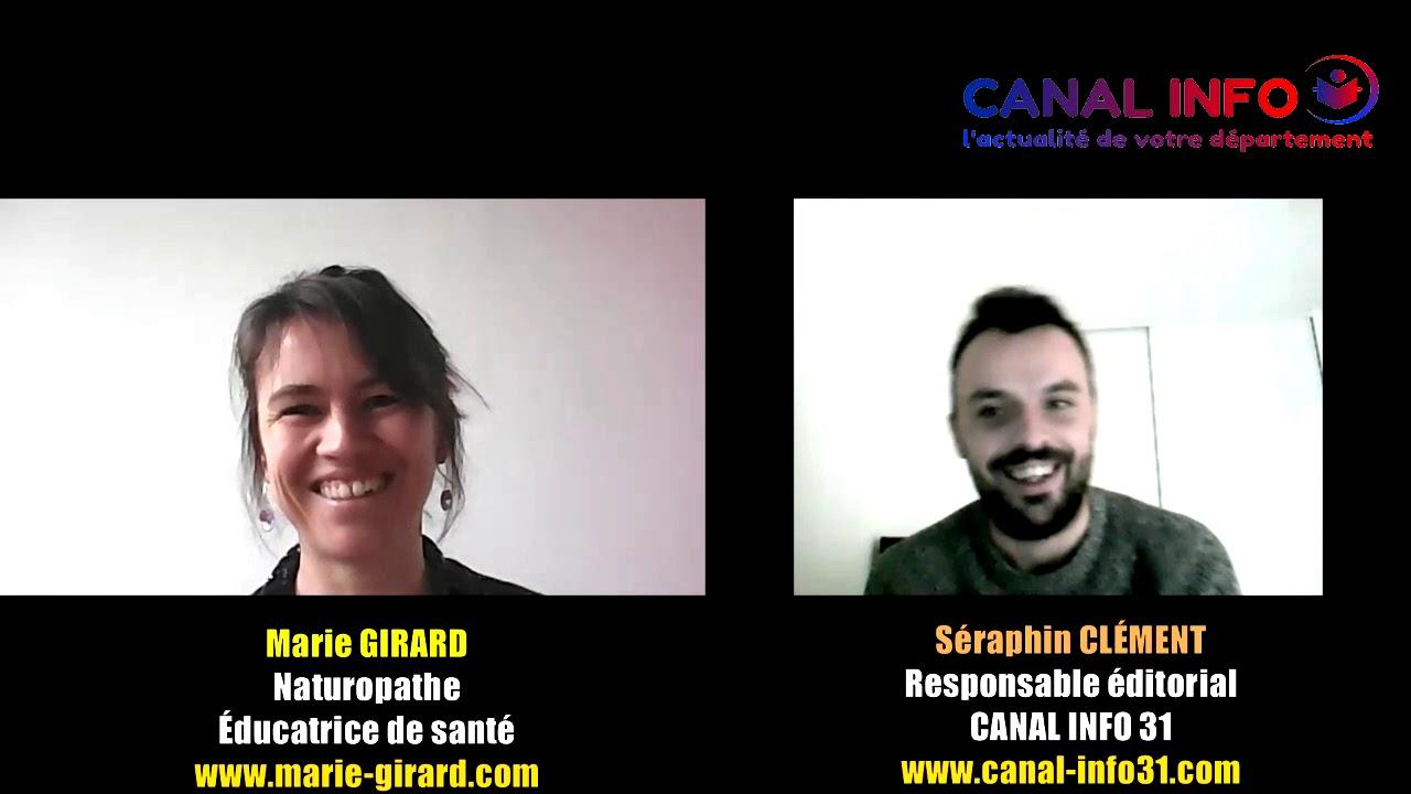 Mon interview sur Canal info 31