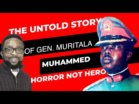 The Untold Story Of General Muritala Muhammed | The Secret Of The Ruling Class | Horror Not Hero!