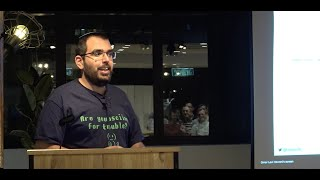 DevSecOps: Continuously Hacking Your App [Hebrew]
