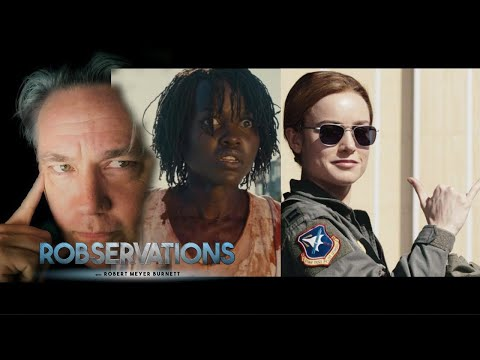 GENRE FILMS ARE SCORCHING THE BOX OFFICE! - ROBSERVATIONS Live Chat #73