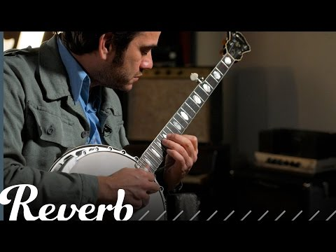 Three Bluegrass Banjo Styles Explained with Noam Pikelny | Reverb Interview