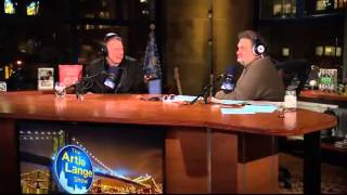 The Artie Lange Show - Gary Owen (Part #2) - In The Studio