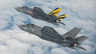 Lockheed Martin F-35 Lightning II - Flight and weapons testing HD