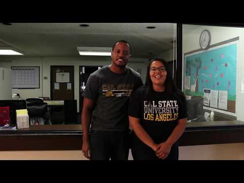 Welcome to Cal State LA Housing & Residence Life