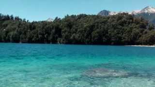 Lago Espejo, Villa La Angostura, Neuquén - Patagonia Argentina