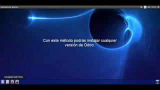 Instalar Odoo 8 en Ubuntu 16.04