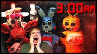 - FNAF 3AM CHALLENGE GONE WRONG