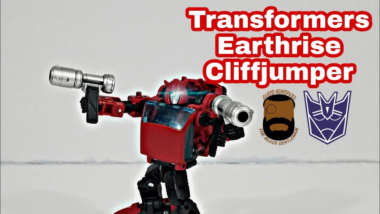 Transformers Earthrise Cliffjumper Review by Sardo-numspa82