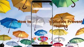 Android Nougat : How to Enable or Disable Prevent USB audio routing in Samsung Galaxy S8 or S8+