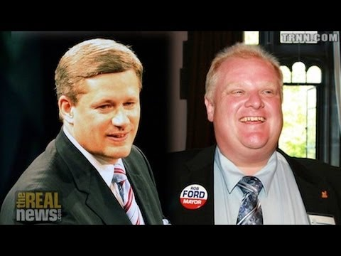 Scandal and Corruption in Canada's Right Wing Governments