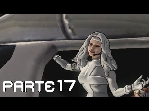 Spiderman Shattered Dimensions_Gameplay Walkthrough_#17_SILVER SABLE! [ITA]