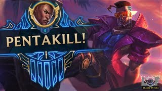 Best Pentakill Montage #3 - League of Legends ( 1v5, 200 iq, Fun, 15 minutes, Demacia Vice ) | LoL