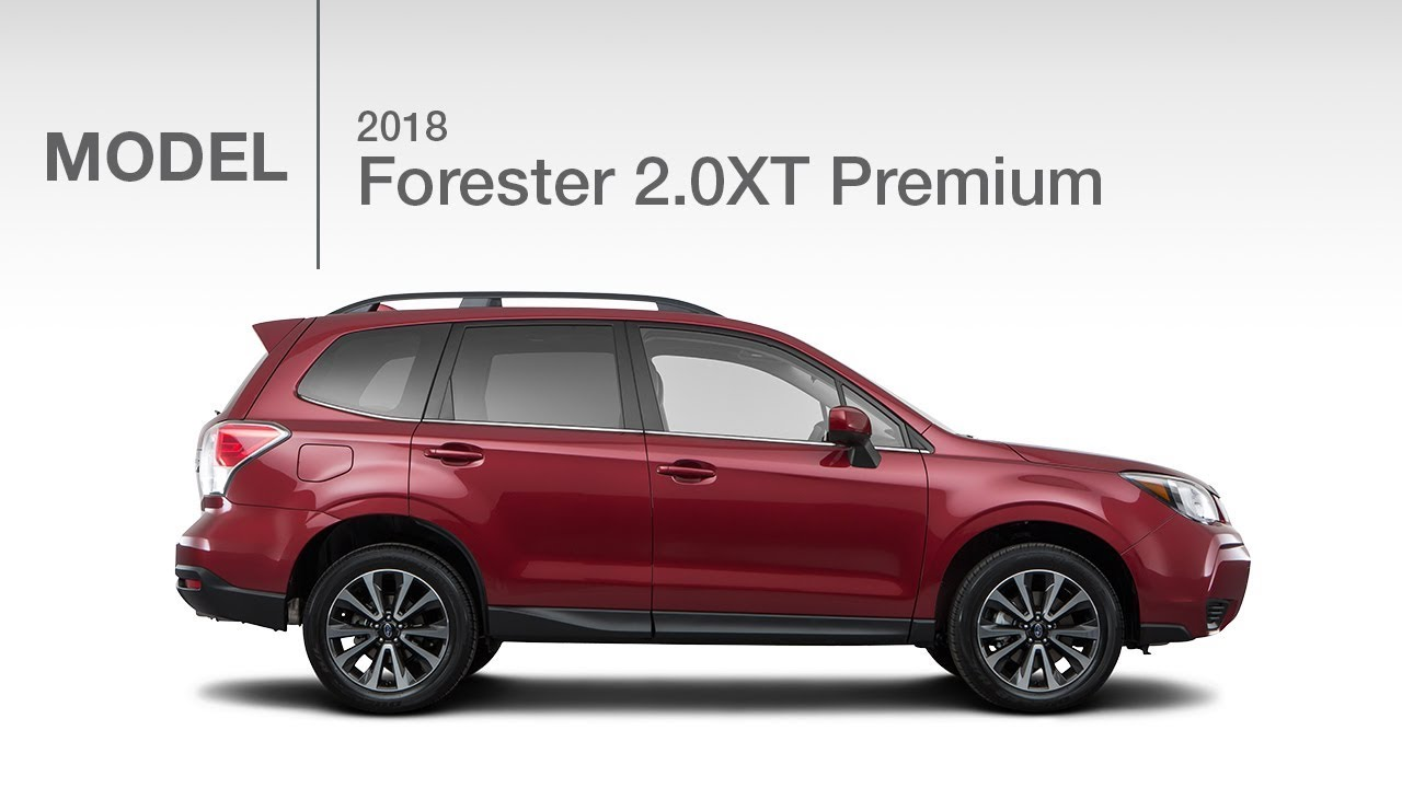 Subaru Forester 2.0 Xt Premium >> 2018 Subaru Forester 2 0xt Premium Model Review Youtube