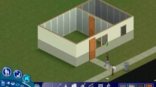 The Sims. Прохождение. 1 серия. Квартира-студия.