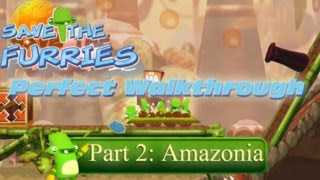Save the Furries PC/Steam Walkthrough World 2 Amazonia (Levels 11-20)
