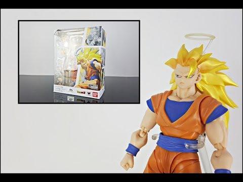 Review S.H.Figuarts Son Goku Super Saiyan 3