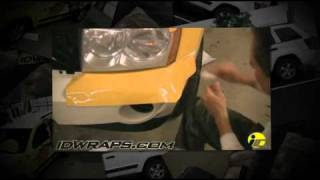 Vehicle Wrap Advertising Music Video Featuring  Zoup!