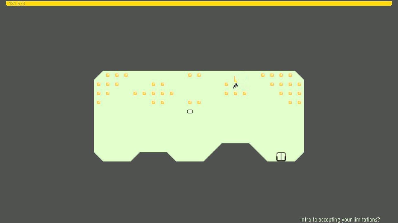 Image result for N++ tutorial level