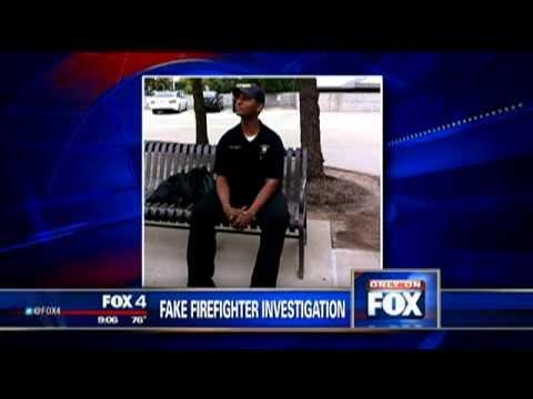 Fake Firefighter