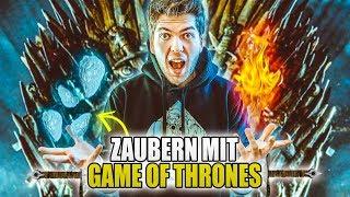 Game of Thrones Challenge (Zaubern wie in GOT)