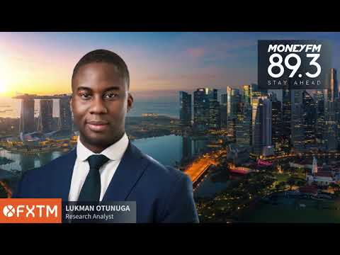 Money FM interview with Lukman Otunuga | 12/04/2019
