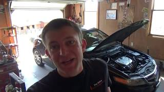 PUT DOWN THE PARTS CANNON! Acura TSX Weird Diagnosis