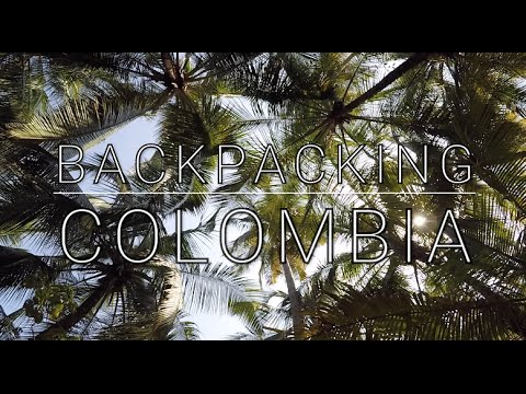 Highlights of traveling Colombia