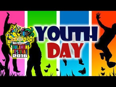 Bulawan Festival 2016 - Youth Day