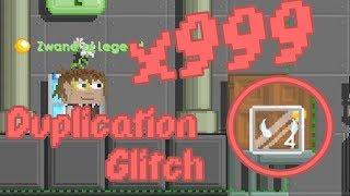 Duplication Glitch Incident! [MASSIVE PROBLEM] | Growtopia
