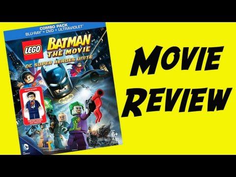 LEGO Batman The Movie DC Super Heroes Unite Review