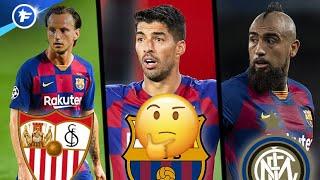 Suarez, Rakitic, Vidal ; le grand ménage se poursuit au FC Barcelone | Revue de presse