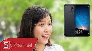 Quỳnh Chi & Duy Anh dạo chơi Sài Gòn cùng smartphone 4 camera: Huawei Nova 2i