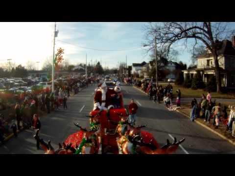 Greer Christmas Parade 2014