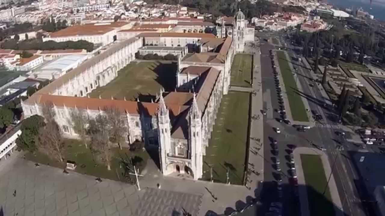 Famosos Mosteiro dos Jerónimos - Portugal - YouTube HM95