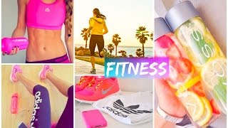 Fitness Routine + How To Stay Fit & Healthy