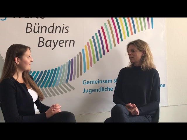 Interview mit Dr. Andrea Taubenböck zum Wertebündnisprojekt.