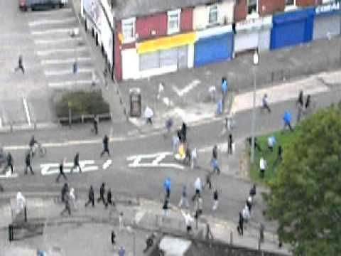 Riots In Salford